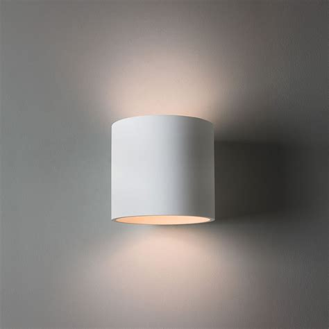 astro brenta 175 plaster wall light at uk electrical supplies