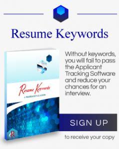 keywords are key supply chain logistics resume