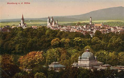 Bad Homburg V D Höhe, Hessen, Stadtansicht Zenoorg