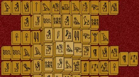 Mahjong Solitaire Nile Tiles by Nile Tiles Mahjong Solitaire
