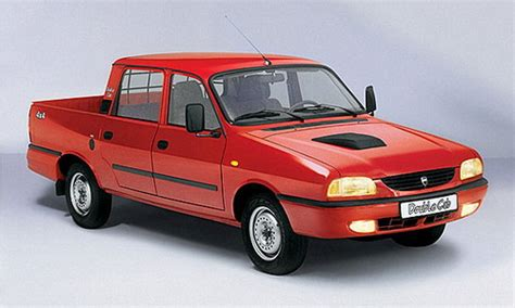 Dacia 1307 Double Cab 1.9d 4 X 4