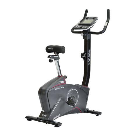 Reebok Titanium TC3.0 Exercise Bike - Sweatband.com