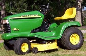 John Deere Lt133 Lt155 Lt166 Lawn Tractor Workshop Service Repair Manual