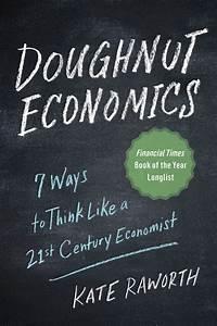 Doughnut Economics By Kate Raworth - Book