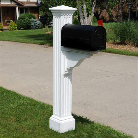 all mayne manchester mailbox post pkg 5852 4850 manchester mailbox post 5852w salsbury 4850