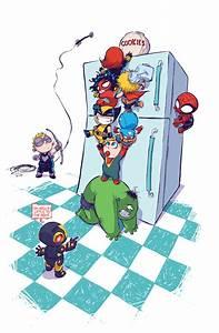 Avengers Baby by skottieyoung on DeviantArt