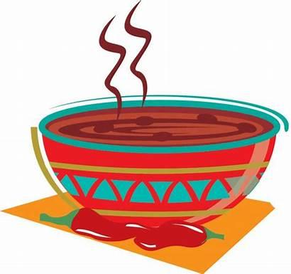 Chili Bowl Clipart Clip Soup Cookoff Pot