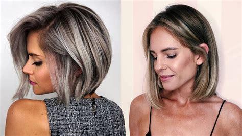 amazing short hairstyles short bob haircuts  women