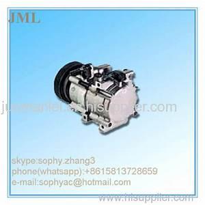 Hcc Hs18 A  C Compressor For Hyundai Santa Fe Oem  97701