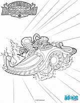 Coloring Skylanders Shadow Superchargers Skylander Sea Colorear Spitfire Nightfall Coloriage Force Characters Hellokids Colouring Trap Water Imprimer Terrafin Sheets Shado sketch template
