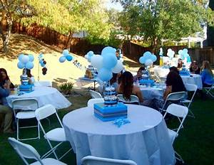 Baby Shower Decorations Blue Green And Brown Baby Shower