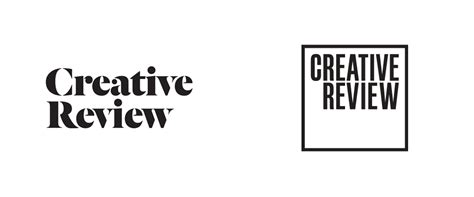 Brand New New Logo For Creative Review By Robert Holmkvist
