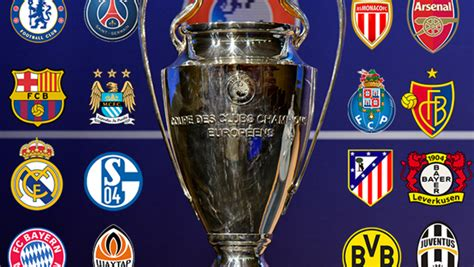The 12 teams were drawn into six ties, which will decide the. Champions-League-Auslosung live im TV, Stream und Ticker