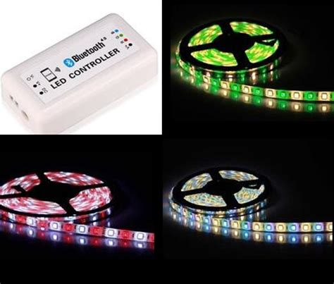 bluetooth led light strip bluetooth rgbw led controller bluetooth led controller led