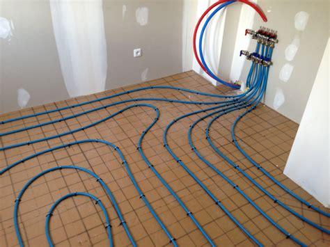 les tapis de cuisine installation plancher chauffant basse température grenoble