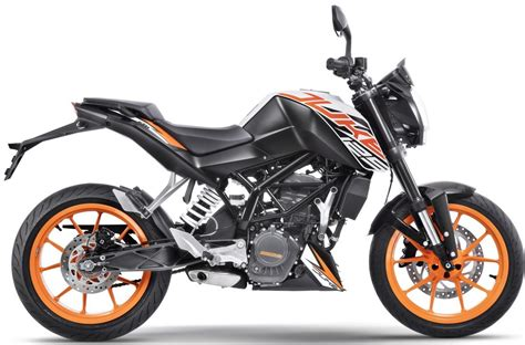 Ktm 125 Duke Abs Launched In India @ Inr 1.18 Lakh