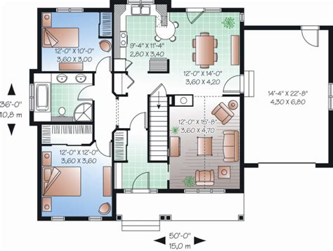 kitchen design drawings cottage style house plan 2 beds 1 00 baths 1186 sq ft 1186