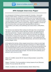 check out flawless apa sle paper