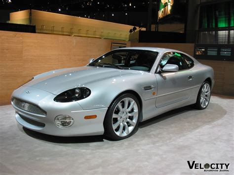 2002 Aston Martin Db7 Vantage by Aston Martin Db7 Vantage 2002