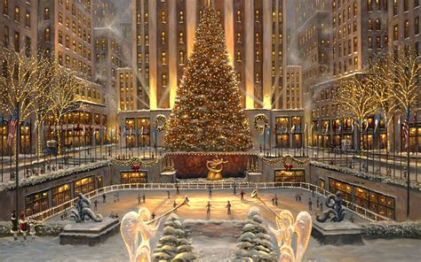 places to visit in christmas
