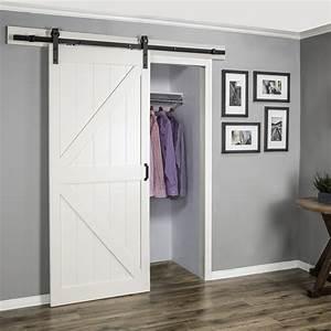 Affordable Premade Barn Doors - My Decor - Home Decor Ideas
