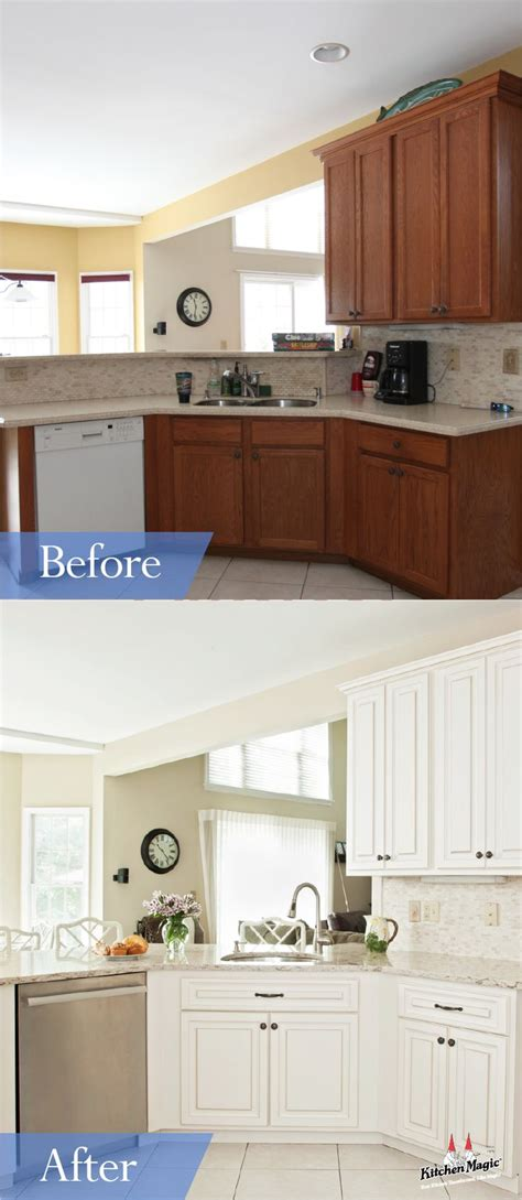 refacing cabinets shaker style 17 best images about cabinet refacing on pinterest