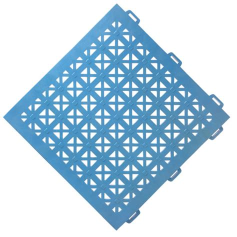 non slip flooring aergo flow perforated anti slip mat for areas pools decks and rooftops