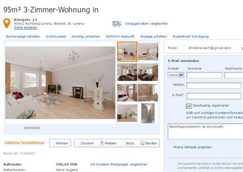 Wohnung Mieten Nürnberg Galgenhof by Wohnung Nuernberg Galgenhof Wohnkultur Frisur Und