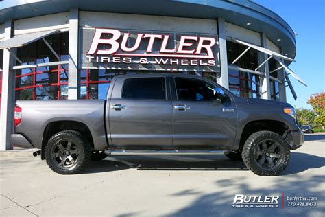 toyota tundra   fuel beast wheels exclusively