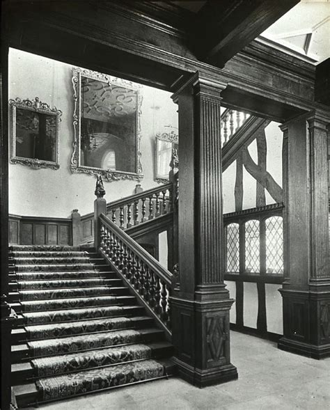 1930s banister the staircases of spitalfields