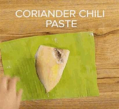 Fish Spicy Steamed Banana Leaves Buzzfeed