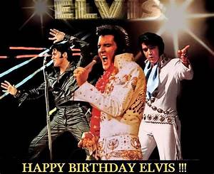 Happy Birthday Elvis! | HobNob Branson