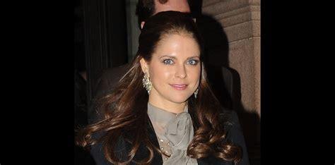 Madeleine de Suède : Une princesse heureuse au bras de son ...