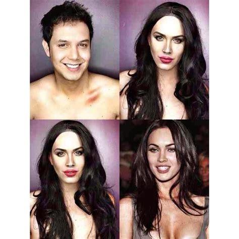 man  makeup  transform    worlds hottest stars mumslounge