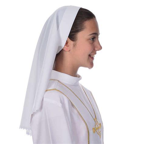 velo per velo per abito prima comunione vendita su holyart