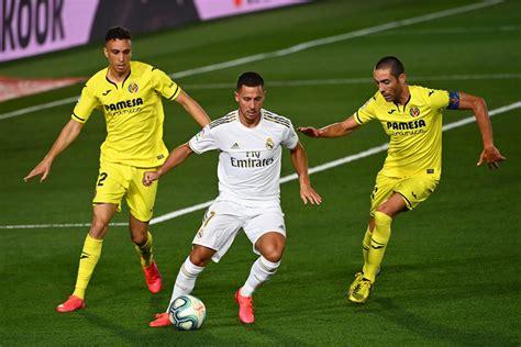 Nhận định bóng đá Villarreal vs Real Madrid, 22h15 ngày 21 ...