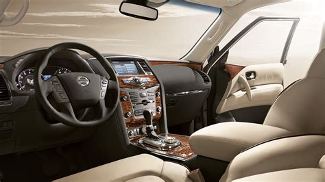 2017 nissan armada platinum interior new 2017 nissan armada with 65 years of heritage first