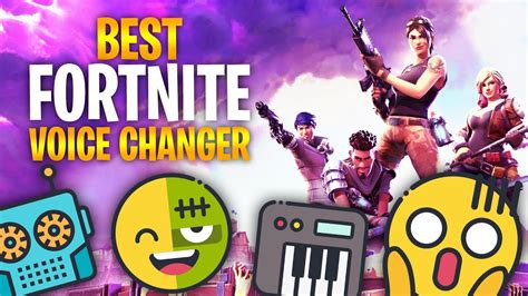 fortnite voice trolling voicemod voice changer