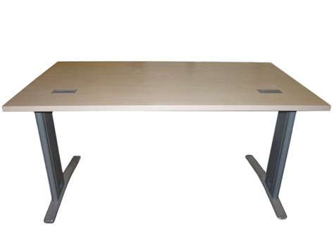 mobilier occasion bureau bureau bois clair occasion 140x80 adopte un bureau