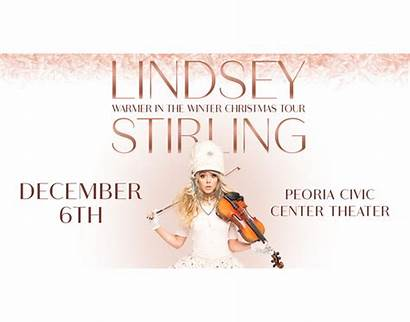 Lindsey Stirling Wbnq Warmer Weekend Win Winter