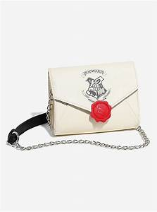 harry potter hogwarts letter crossbody bag boxlunch With harry potter letter purse