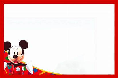Mickey Mouse Frame Transparent Clipart Webstockreview Magnets
