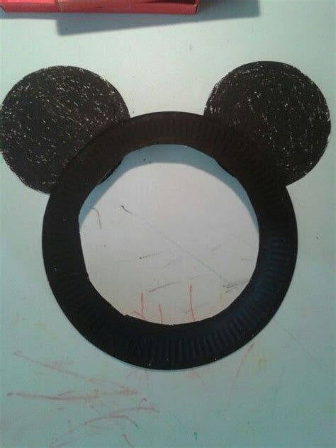 pin  brianna morgan  work mickey mouse crafts mouse
