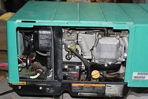 Onan Microquiet 4000 Watt Generator Parts