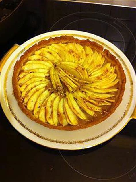 recette de tarte aux pommes 224 la compote par et