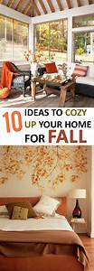10, Cozy, Home, Ideas, For, Fall