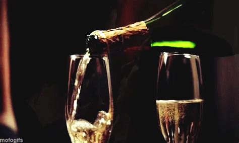 The Vampire Diaries Champagne Gif
