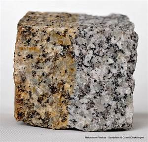 Granit Pflastersteine Preis : 8 11 gelb grau mittelkorn granit pflastersteine natursteine direkt ~ Frokenaadalensverden.com Haus und Dekorationen