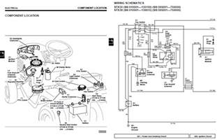deere stx 38 wiring diagram for free engine image for user manual