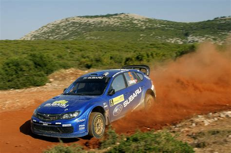 When Subaru Left The Wrc